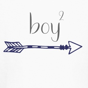 Boy#2 Arrow - Kids' Long Sleeve T-Shirt