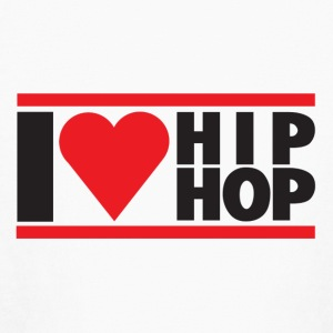 I LOVE HIP HOP - Kids' Long Sleeve T-Shirt