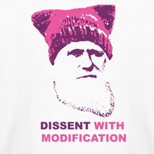 Dissent with modification - light - Kids' Long Sleeve T-Shirt