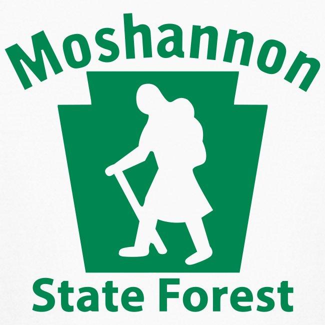 Moshannon State Forest Keystone Hiker female