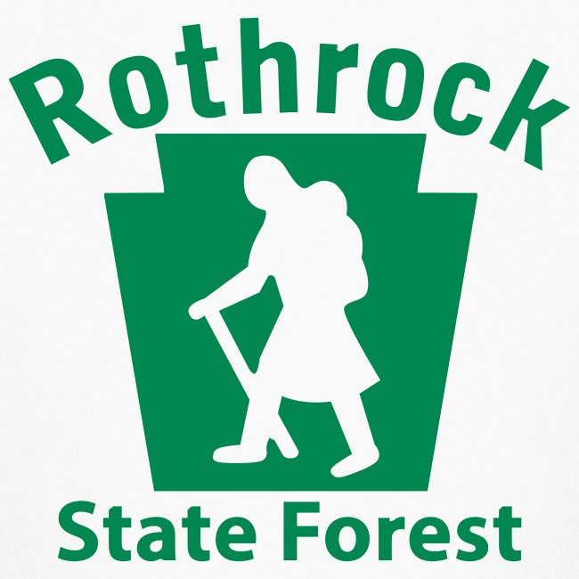Rothrock State Forest Keystone Hiker female