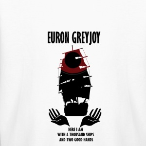 Game of Throness. Euron Greyjoyy - Kids' Long Sleeve T-Shirt