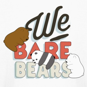 We Bare Bears Sleep - Kids' Long Sleeve T-Shirt