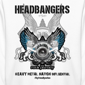 We, The HeadBangers - Kids' Long Sleeve T-Shirt
