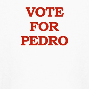 VOTE FOR PEDRO - Kids' Long Sleeve T-Shirt