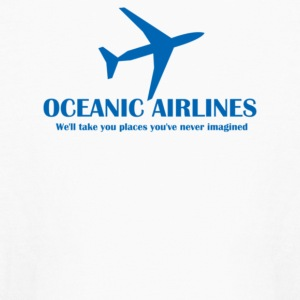 Lost Oceanic Airlines - Kids' Long Sleeve T-Shirt