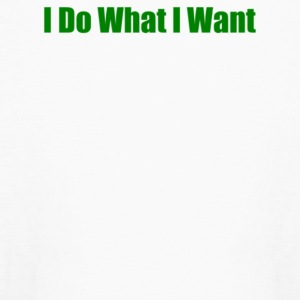 I Do What I Want - Kids' Long Sleeve T-Shirt