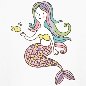 Mermaid - Kids' Long Sleeve T-Shirt