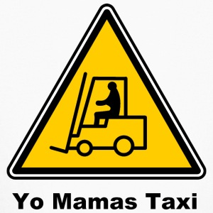 Mamas Isle Taxi | by Isles of Shirts - Kids' Long Sleeve T-Shirt