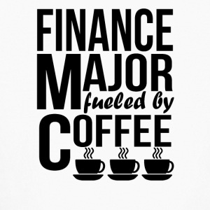 Finance Major Fueled By Coffee - Kids' Long Sleeve T-Shirt