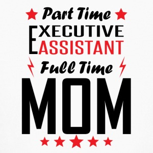 Part Time Executive Assistant Full Time Mom - Kids' Long Sleeve T-Shirt