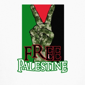 Free Palestine - Peace - Save Gaza T-Shirt - Kids' Long Sleeve T-Shirt