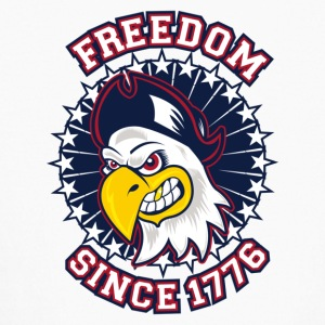 FREEDOM EAGLE Freedom since 1776 - Kids' Long Sleeve T-Shirt