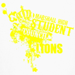MARSHALL HIGH STUDENT COUNCIL LIONS - Kids' Long Sleeve T-Shirt