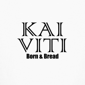 Kai Viti Born Bread - Kids' Long Sleeve T-Shirt