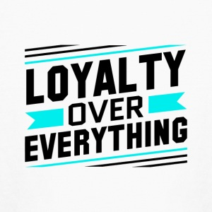 Loyalty Over Everything - Kids' Long Sleeve T-Shirt