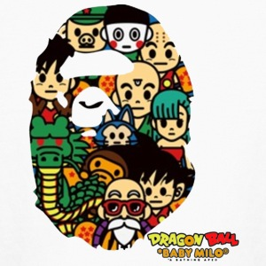 Dragon Ball x Bape - Kids' Long Sleeve T-Shirt