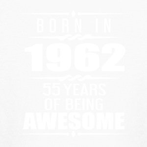 Born in 1962 55 Years of Being Awesome - Kids' Long Sleeve T-Shirt