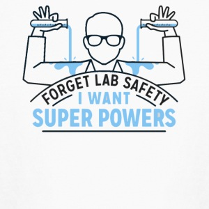 Forget Lab safety - Kids' Long Sleeve T-Shirt
