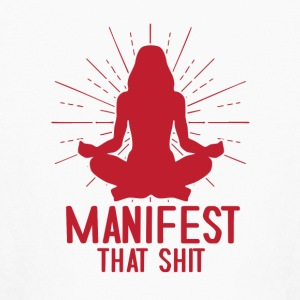 Manifest That Shit - Kids' Long Sleeve T-Shirt