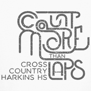 CROSS COUNTRY HARKINS HS - Kids' Long Sleeve T-Shirt