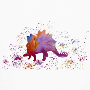 Stegosaurus - Kids' Long Sleeve T-Shirt