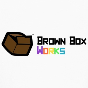 BrownBoxworks Logo - Kids' Long Sleeve T-Shirt