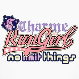 Charme rungirl - Kids' Long Sleeve T-Shirt