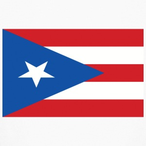 puerto rico flag 121400710 - Kids' Long Sleeve T-Shirt