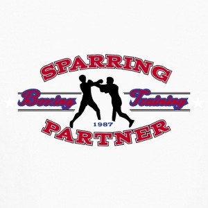 Sparring partner - Kids' Long Sleeve T-Shirt