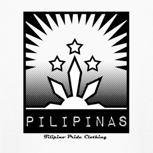 Filipino Pride. The symbol of the Philippines. - Kids' Long Sleeve T-Shirt