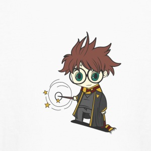 Harry potter chibi - Kids' Long Sleeve T-Shirt