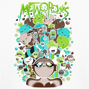 Metwopowis - Kids' Long Sleeve T-Shirt