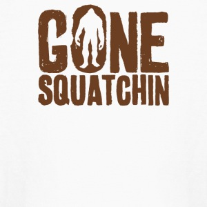 Gone Squatchin - Kids' Long Sleeve T-Shirt