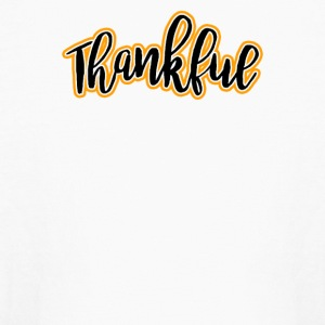 Thankful - Kids' Long Sleeve T-Shirt