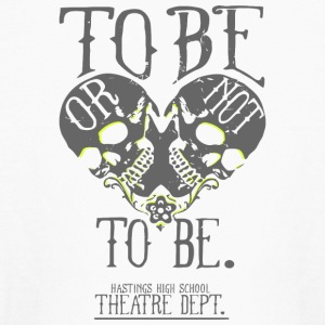 Hastings High School Theatre Dept - Kids' Long Sleeve T-Shirt