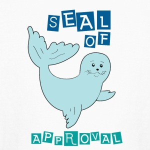 seal of approval - Kids' Long Sleeve T-Shirt