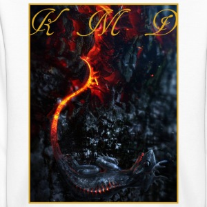 Mystic Lizard - Kids' Long Sleeve T-Shirt