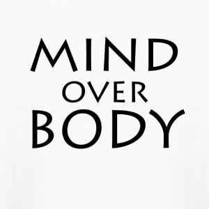 MIND over BODY - Kids' Long Sleeve T-Shirt