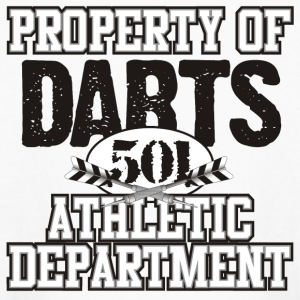 Darts Athletic Department - Kids' Long Sleeve T-Shirt
