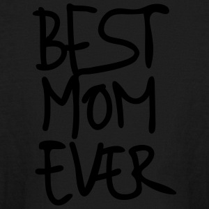 Best Mom Ever Hand Writing Special Mother's Day 1c - Kids' Long Sleeve T-Shirt