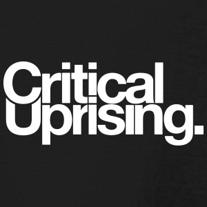 Critical Uprising Merchandise - Kids' Long Sleeve T-Shirt