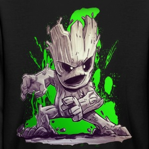 BABY GROOT - Kids' Long Sleeve T-Shirt