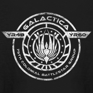 Galactica - Kids' Long Sleeve T-Shirt
