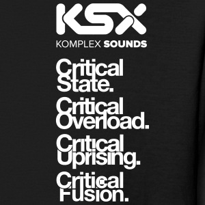 Komplex Labels - Kids' Long Sleeve T-Shirt