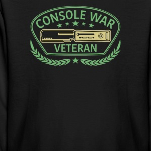 Console War Veteran - Kids' Long Sleeve T-Shirt