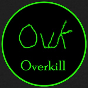 Overkill 2017 Logo - Kids' Long Sleeve T-Shirt