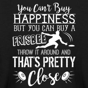 Ultimate Frisbee Happiness Shirt - Kids' Long Sleeve T-Shirt