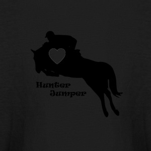 Hunter Jumper - Kids' Long Sleeve T-Shirt