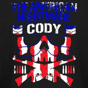 The American Nightmare - Kids' Long Sleeve T-Shirt